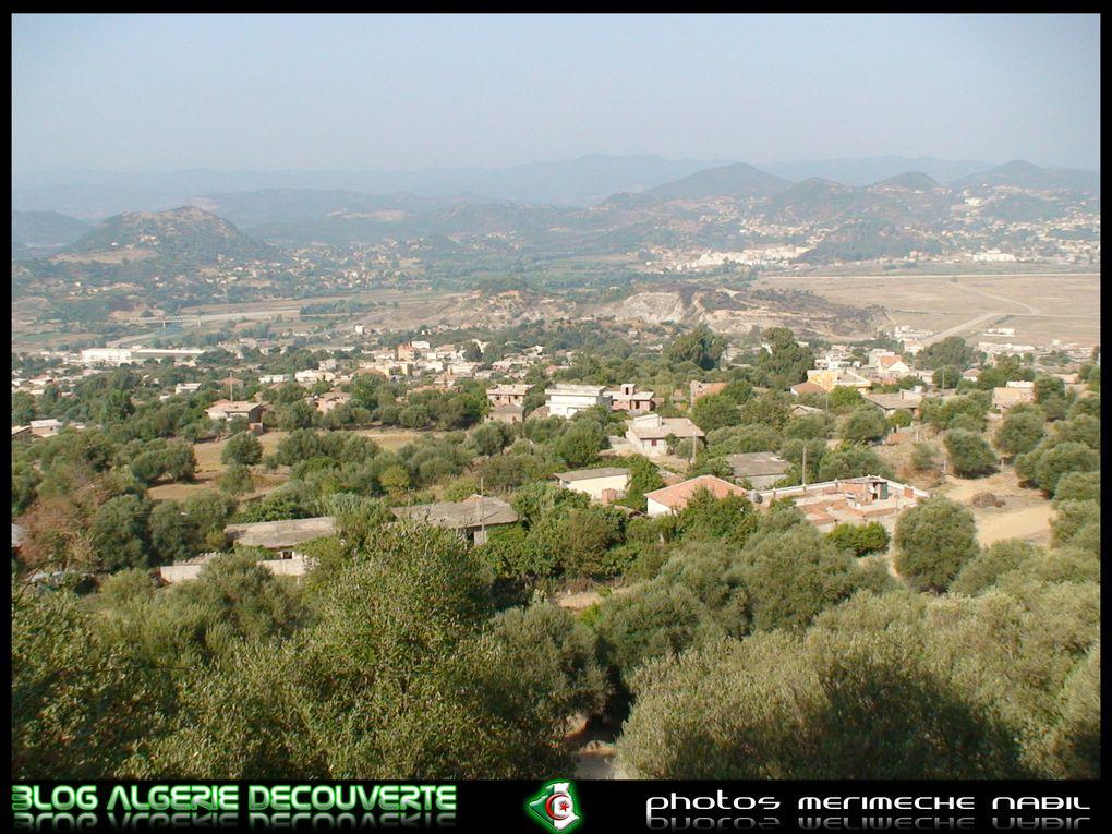 Album photo de Ouled Ali situé en face de El Milia