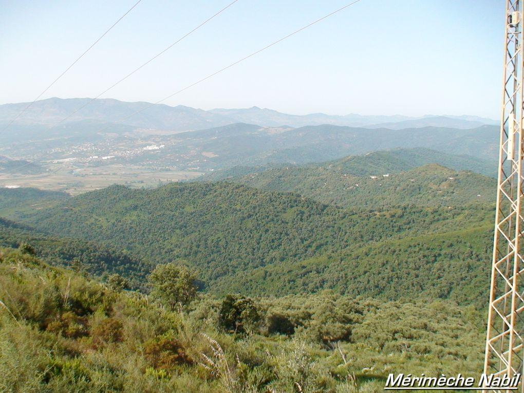 Album photos des gorges de l'oued el-kébir, de Bin Laghder proche de Sidi Maarouf Algérie