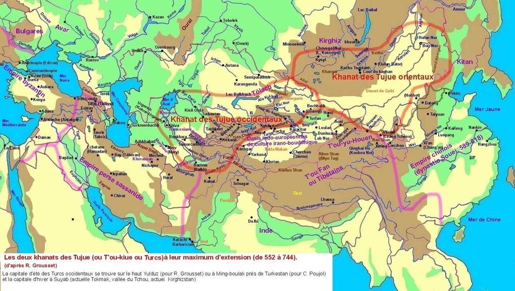 Histoire et Géographie de Chine.Cartes