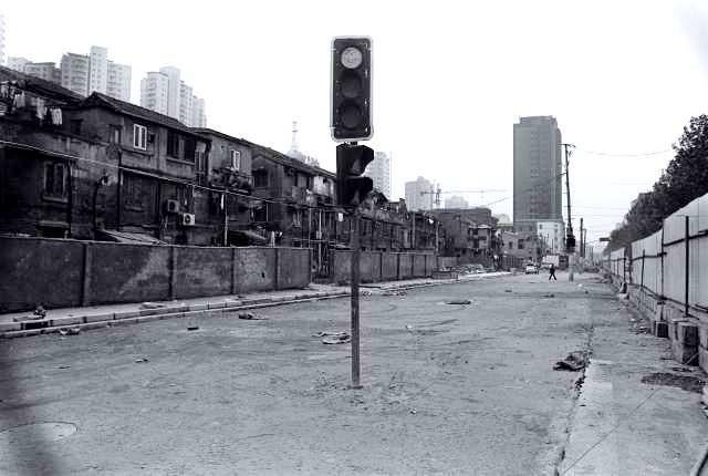 Shanghai, entre modernisme et vieux quartiers