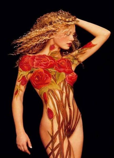 Album - Bodypainting