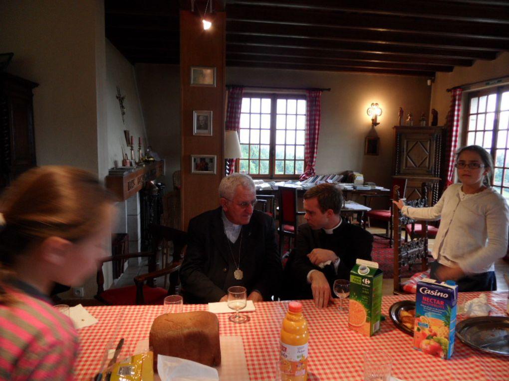Album - 25 - Rencontre des confirmands avec Mgr Boivineau Mai 2011