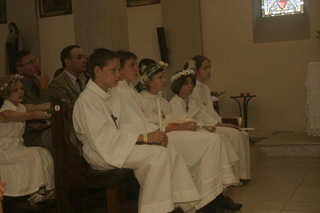Album - 40 - Communions solennelles 2009