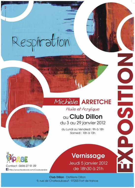 Album - Michele :Expo-Respiration