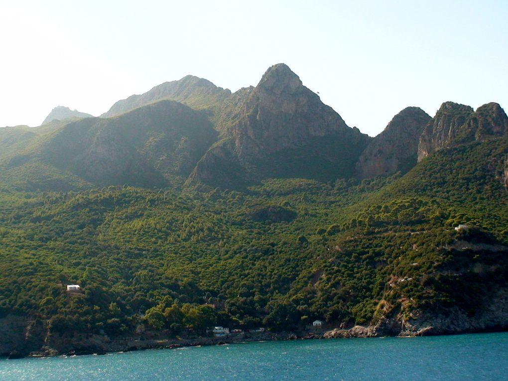 Le parc national de Gouraya se situe au nord de l'Algérie, au bord de la Méditerranée, dans la wilaya de Béjaïa. Avec de merveilleuses falaises, c'est un des sites naturels les plus beaux qu'on puisse visiter. C'est une zone protégée. Elle acc