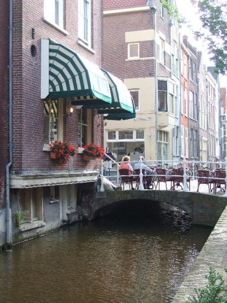 Quelques vues de Delft
