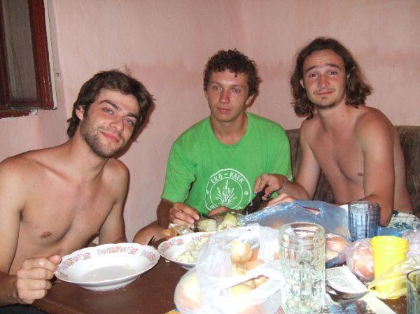 Quelques photos de mon voyage en Serbie, été 2007.