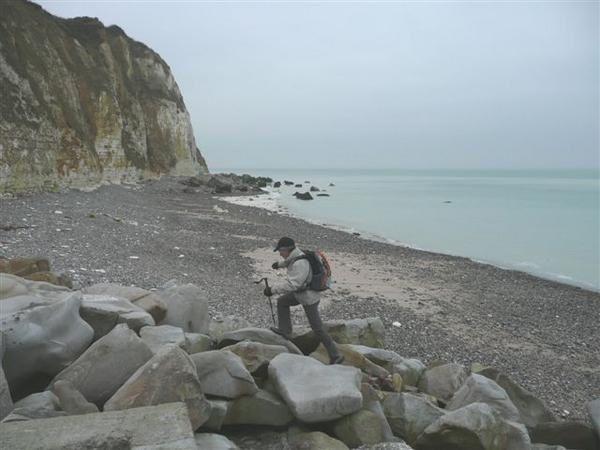 Randonnées en Haute-Normandie, sur la Seine-Maritime en particulier.
