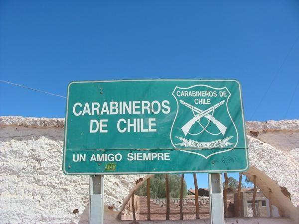 voyage en Argentine et au Chili, septembre 2007