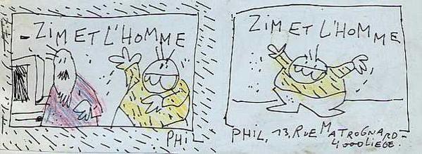 Album - Les fanzines de Phil