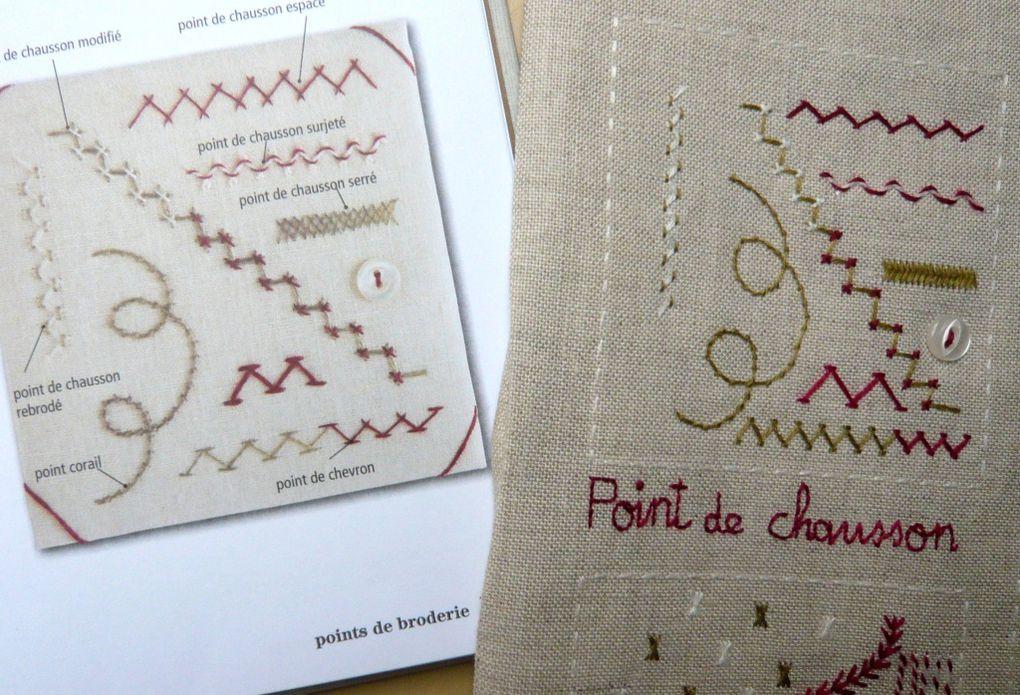 Sal Mon cahier de Broderie: Marie Suarez y Covi castañon