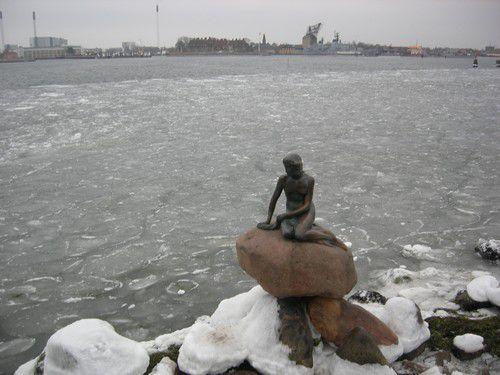 Petite visite de Copenhague, avec Claire