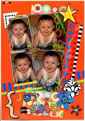 Album - Album A4 Joy 2007