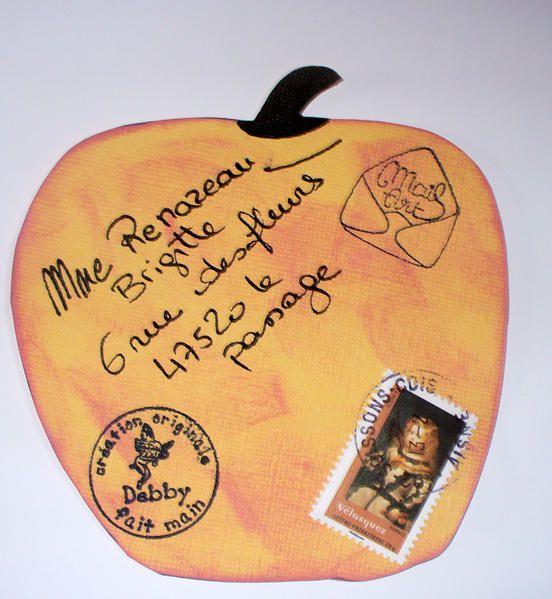 Album - art postal de 2007 au 31.08.2009