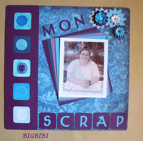 Album - scrap  et tutos