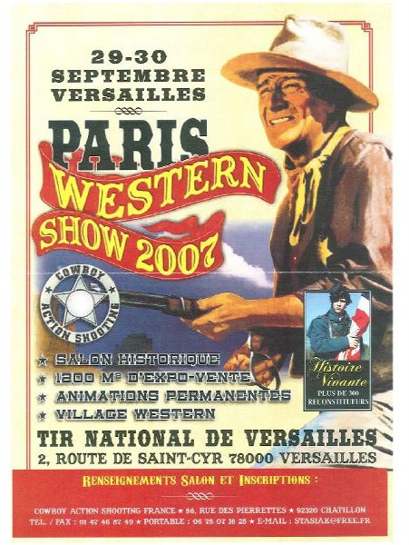 Album - Paris Western Show 2007