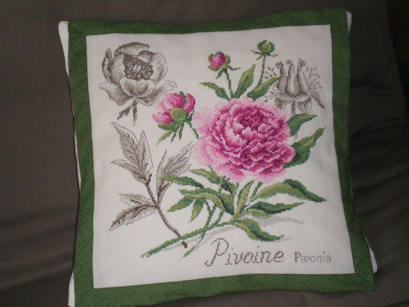 broderies et divers montages
