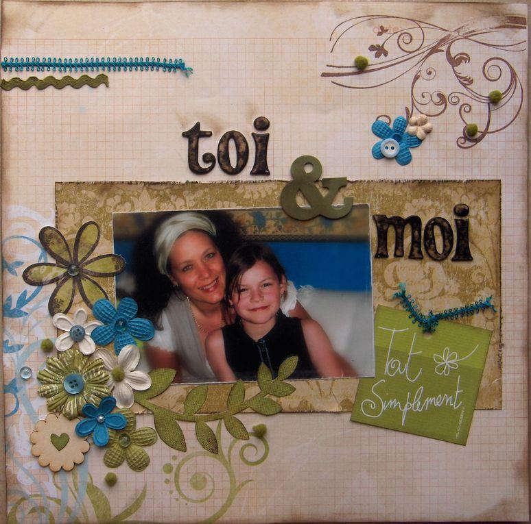 L'album de mes neveux chéris