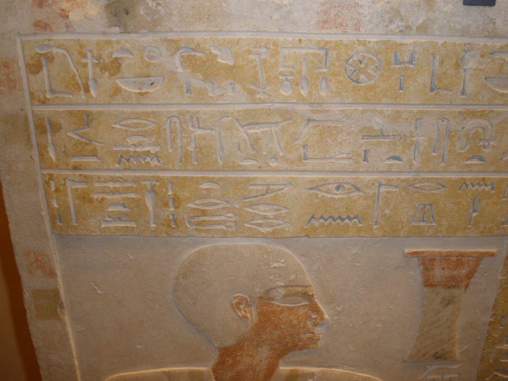 Stèle C174 - Sénousret, chef du trésorvers 1970-1900 av.J.-C. (début 12è dynastie)