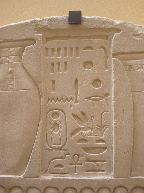 Stèle C2 - Hor, chancelier du roiXIIe dynastie. Règne de Sésostris 1er