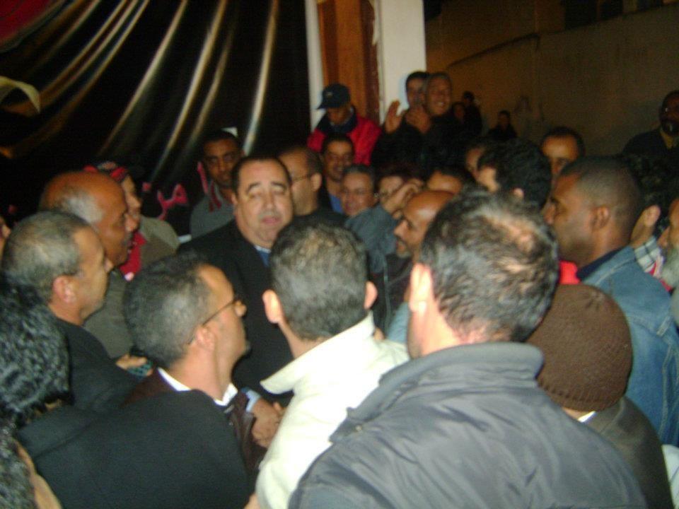 Rencontres avec les électeurs de Rabat-Challah