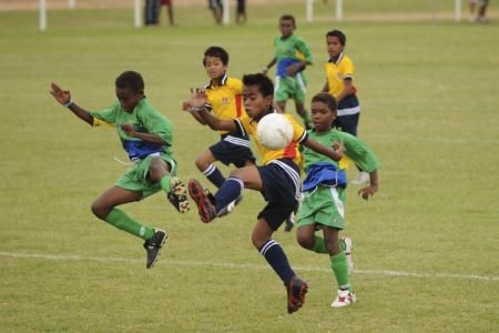 OFC Youth Festival U12 - Noumea - May 2008