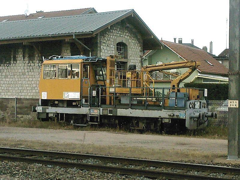 Album - Trains réels
