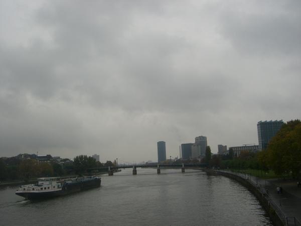 Visite des deux villes, octobre 2007.