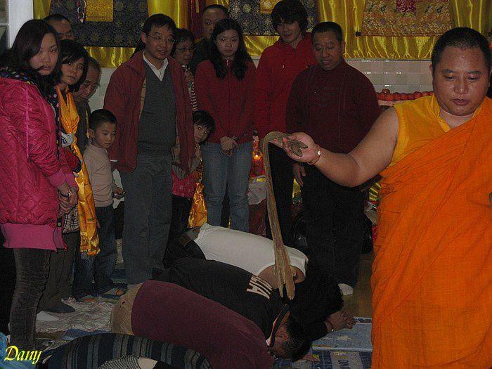 journée du réveillon pour l'an chinois le 02/02/2011