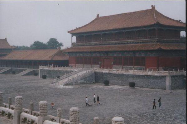 la Chine en 2003