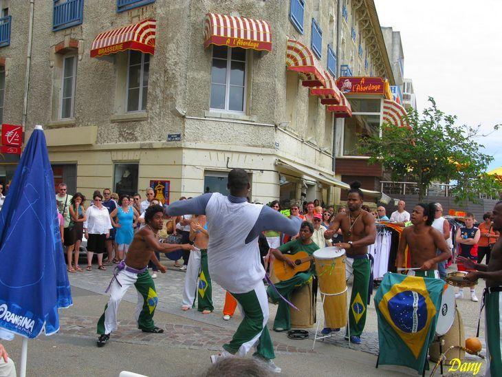 Photos divers de la ville de St Jean de Monts