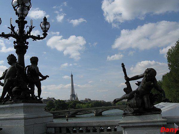 Mon séjour en France du 2 septembre 2008 au 15 novembre 2008
