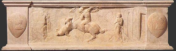 Séjour à Florence et en Toscane,photos divers et chevaux dans l'art avril 2009