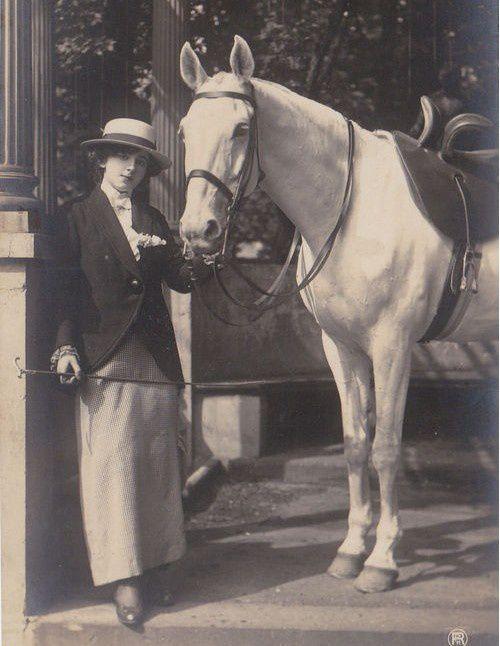 Album - equitation-amazone-art
