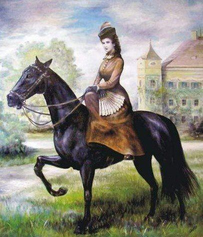 Album - equitation-en-amazone