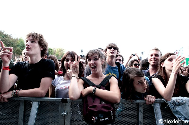 28.08.09 : Amy MacDonald, Bloc Party, Madness, Gush, Just Jack, Keane, The Tatianas, Vitalic...