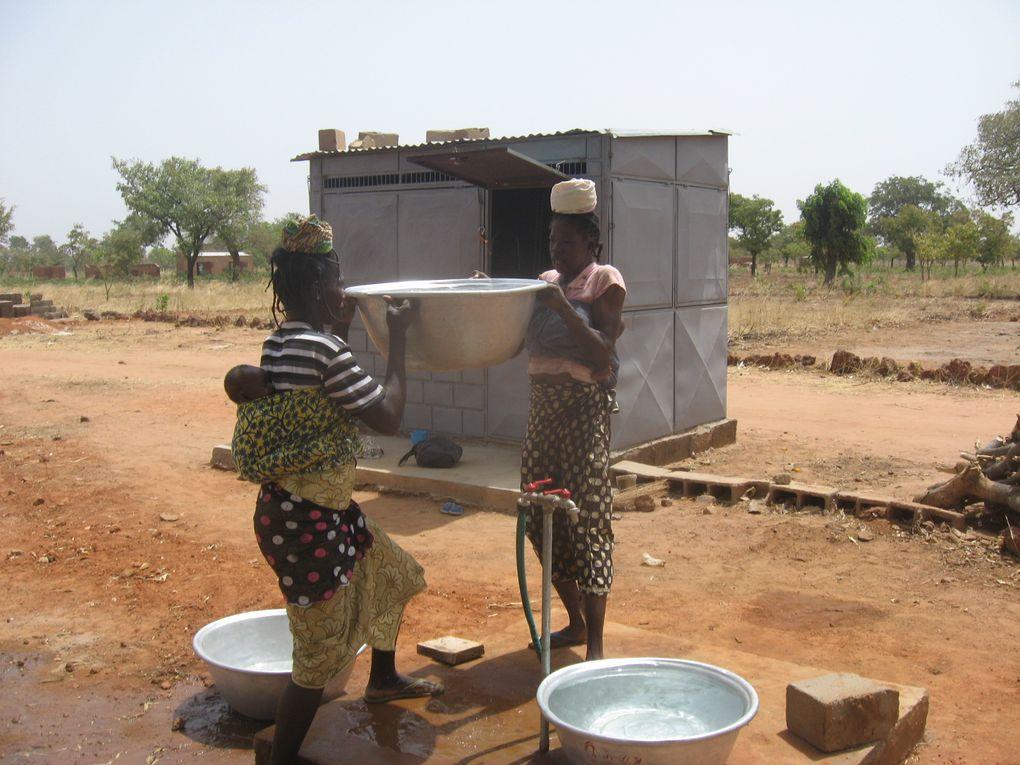 Des activité du projet Wurodinisso / Programme intégré de développement agropastoral de la FWS