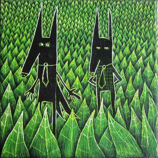 Album - Dans l'herbe