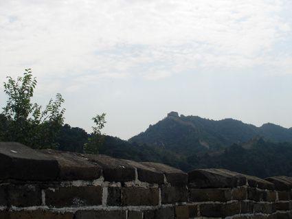 Photos de la Grande Muraille de Chine.