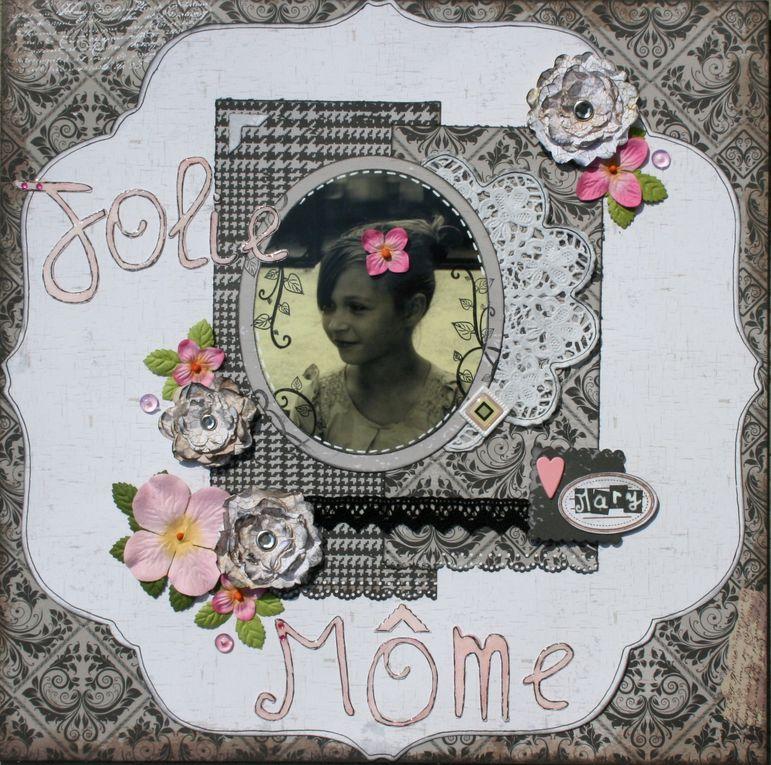 album de ma poupinette d'amour