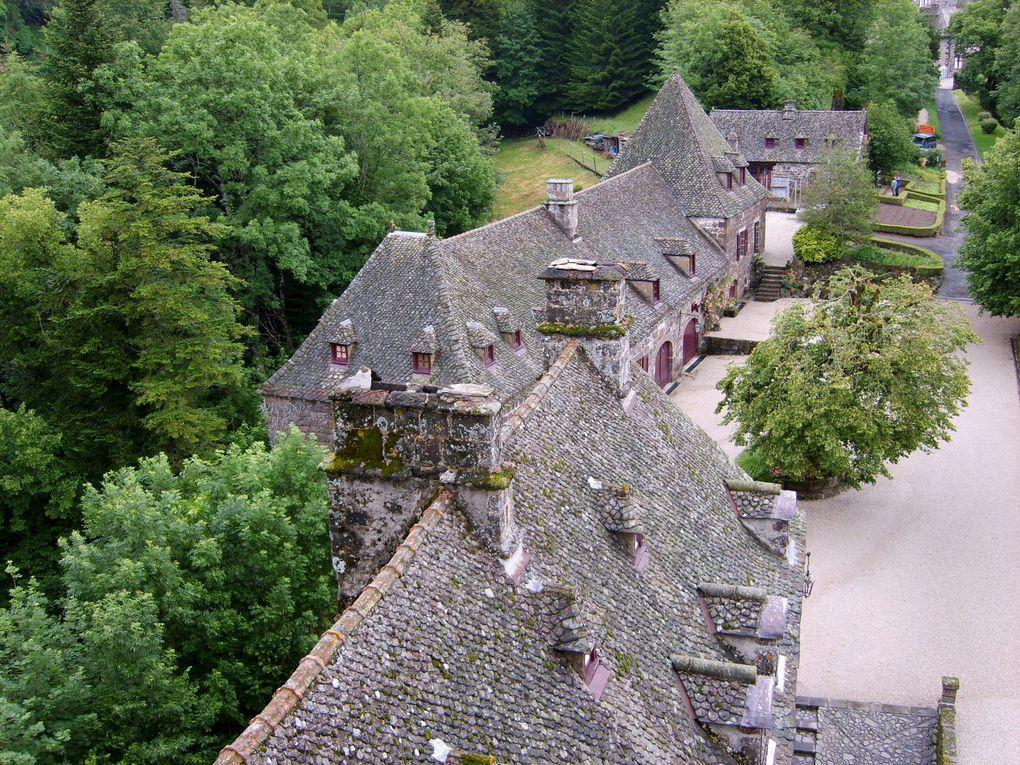Une semaine à L'Auberge des Montagnes à Pailherols dans le Cantal