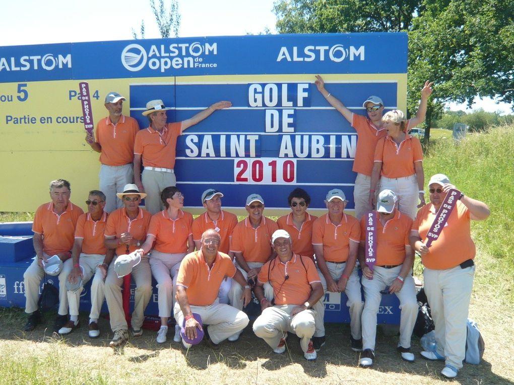 Album - w Alstom Open de France 2010