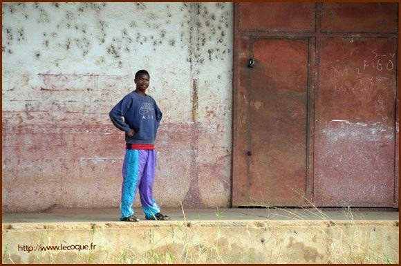 Hors série exposition sur le Cameroun...