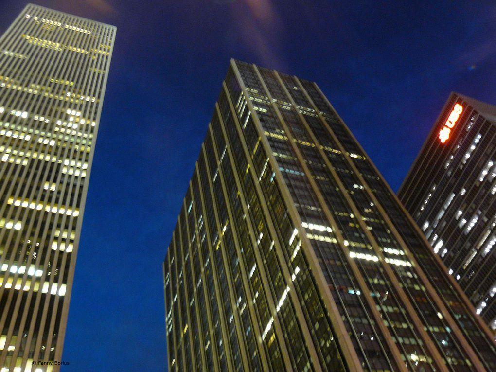 New-York et son architecture