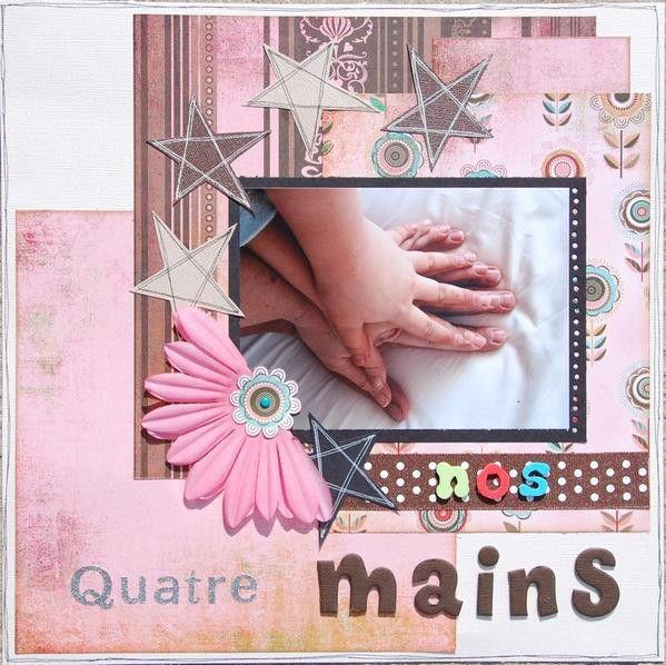 Album - Scrapbooking - Divers