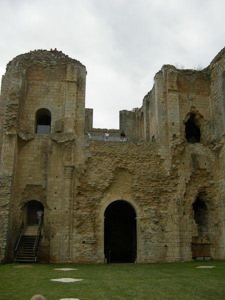 Photos de ma visite de l'Abbaye de Maillezais.