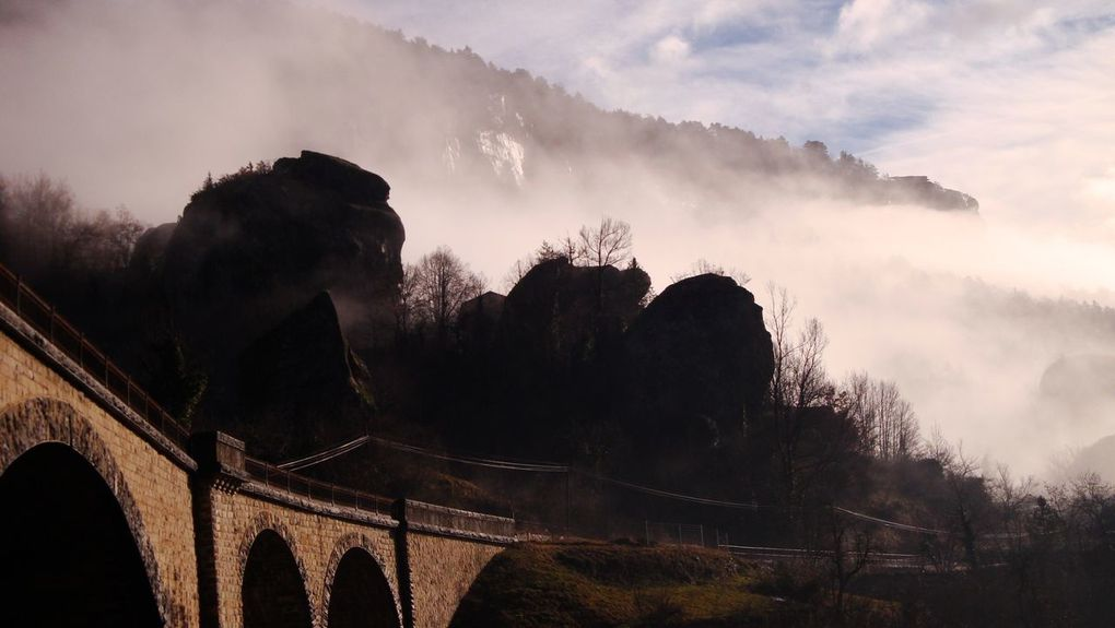 Album - Photos: Annot: Brume