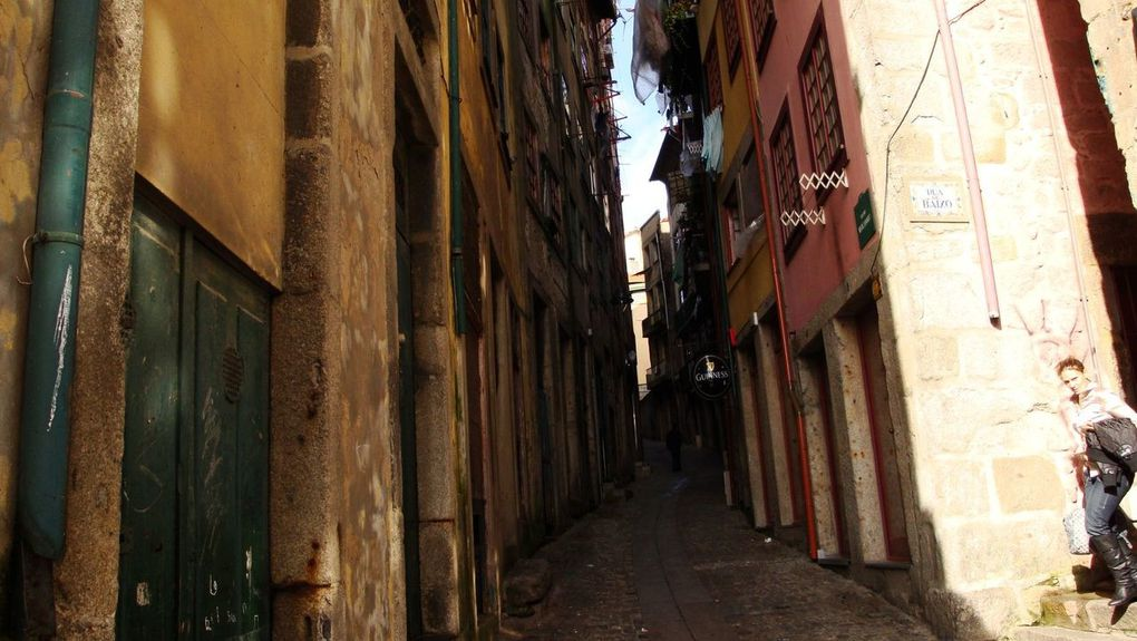 Photos prises pendant le festival d'espinho (avec un détour par Porto)