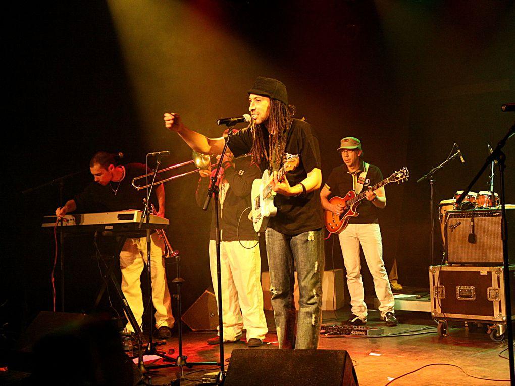 Concert Kinounou à Dammarie les Lys