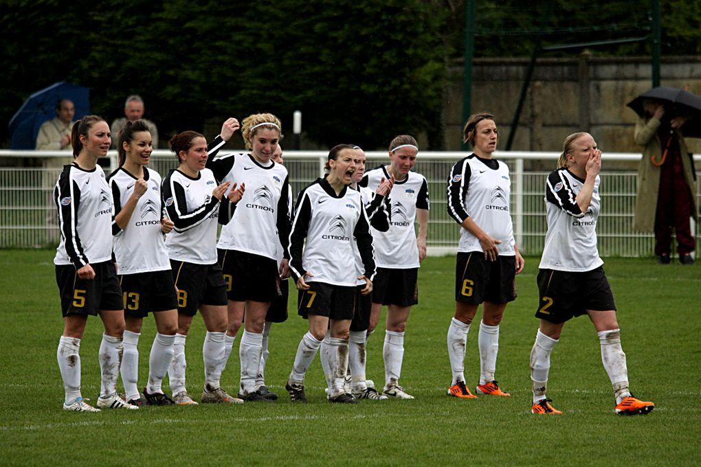 1/4 de finale de Coupe de France féminine (0-0, t.a.b. 3-2)